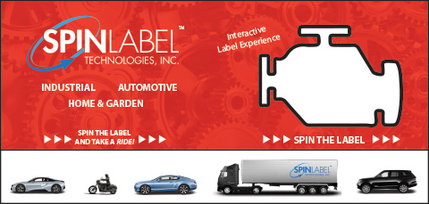 Industrial Outer Label